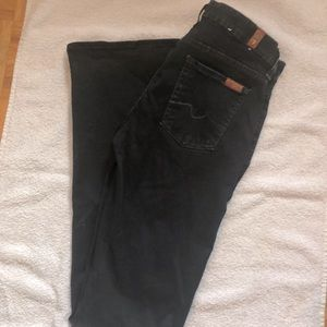 Kimmie Bootcut 7 for All Mankind Jeans